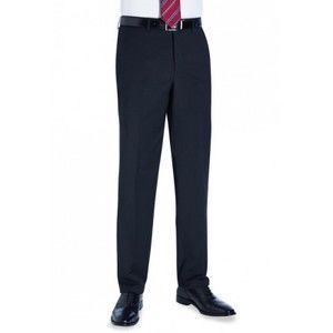 8387 Avalino Pantalone uomo Tailored fit 54% poliestere 44% lana 2% Lycra Thumbnail